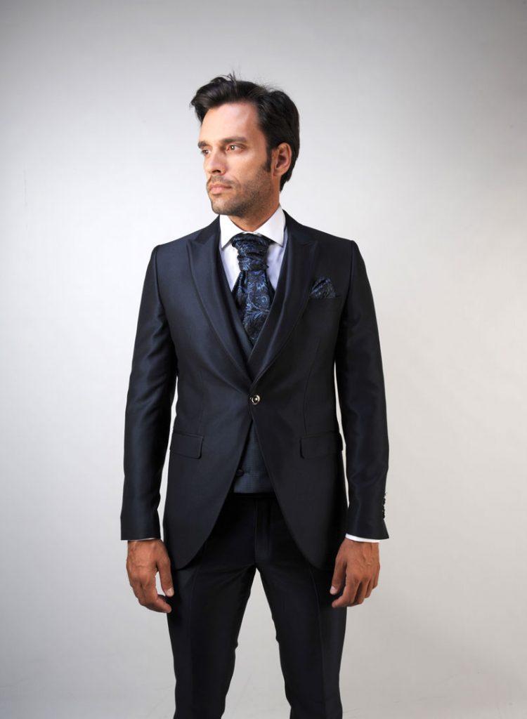 Cuello camisa italiano-Traje de novia-Dress Bori