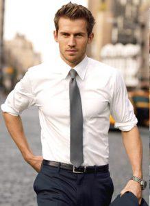 Tipos de cuellos de camisa