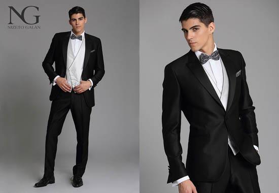 Esmoquin y trajes de novio-Zaragoza