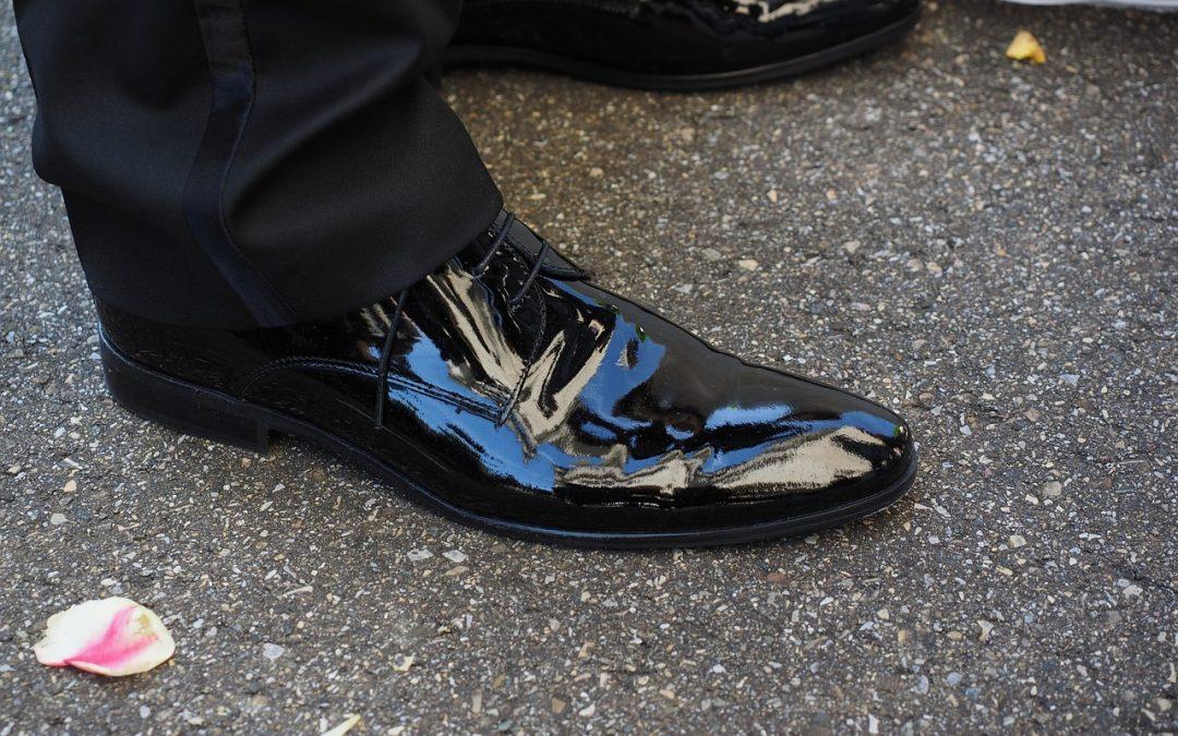 Zapatos de novio. Consejos para elegir los adecuados