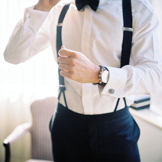 Tendencias en camisas de novio (I)