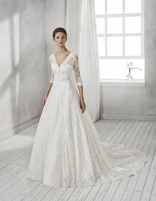 Vestidos de novias zaragoza
