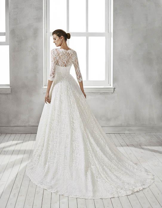 Tiendas vestidos novia en madrid