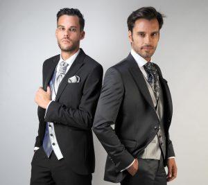 Cómo vestir bien y elegante-novios