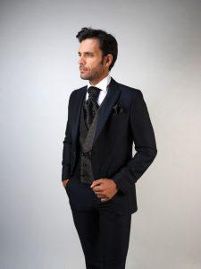 Cuello camisa italiano_Trajes de novio Zaragoza_Madrid