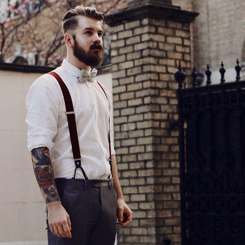Novios con barba-Cuidados de la barba